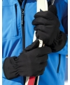 Softshell thermal handschoenen