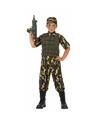 Soldaat leger kostuum voor jongens