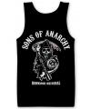 Sons of anarchy tanktop heren