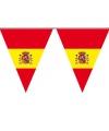 Spaanse vlaggenlijn