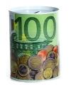 Spaarpot 100 euro