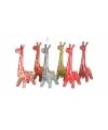 Spaarpot giraffe 28 cm type 3