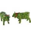 Spaarpot groene koe