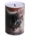 Spaarpot katten 15 cm type 2