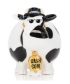 Spaarpot koe 8 cm