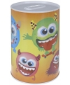 Spaarpot monsters 15 cm