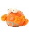 Spaarpot oranje krab
