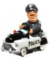 Spaarpot politieagent