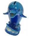 Spaarpot staande dolfijn