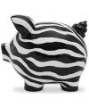 Spaarpot varkentje ziggy zebra