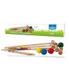 Speelgoed croquet set van hout