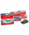 Speelgoed donkergroene volkswagen kever classic auto 14 5 cm