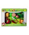 Speelgoed groente set