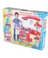 Speelgoed keuken met accessoires