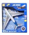 Speelgoed model vliegtuig m380