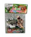 Speelgoed set plastic safari dieren 10 stuks