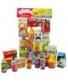 Speelgoed voedsel pakket