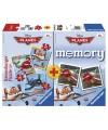 Spel memory en puzzel disney planes