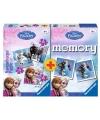 Spel memory en puzzel frozen