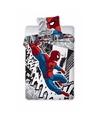 Spiderman dekbedovertrek jongens 140 x 200 cm