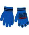 Spiderman handschoenen blauw