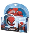 Spiderman kinder servies 3 delig