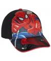 Spiderman pet zwart voor kinderen
