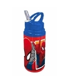 Spiderman schoolbeker blauw