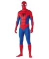 Spiderman second skin pak