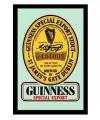 Spiegel van guinness bier