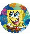 Spongebob bordjes 6 stuks