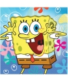Spongebob thema servetten