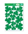 St patricks day stickers klavertje drie