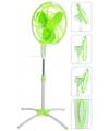 Staande ventilator groen 40 cm