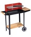 Stalen barbecue 83 cm