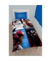 Star wars dekbedovertrek 1 persoons 140 x 200 cm