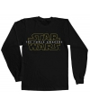 Star wars heren lange mouwen shirt