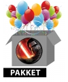 Star wars kinderfeest pakket