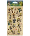 Stickervel shrek