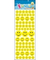 Stickervel smiley face