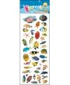 Stickervel tropische vissen