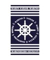 Strandlaken marinheiro 95 100 x 175 cm
