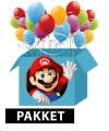 Super mario thema kinderfeest pakket