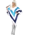 Super trooper cape poncho voor dames