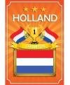 Super voordelige holland poster
