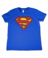Superman logo t shirt kids