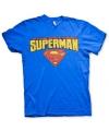 Superman t shirt heren