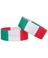 Supporter armband italie