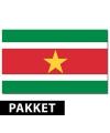 Suriname versiering pakket