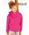 Sweater met capuchon voor kinderen